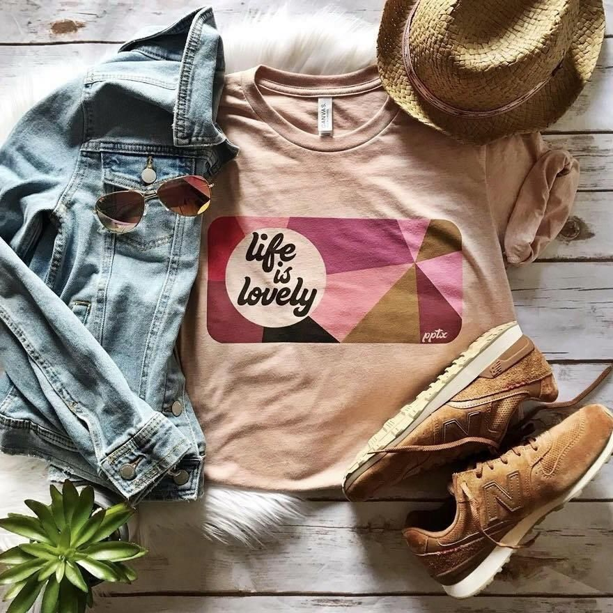 Life is Lovely Tee