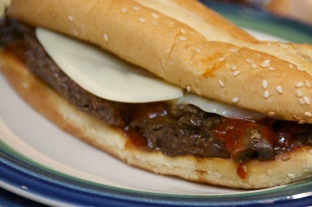 Italian Steak Sandwich Steak Sandwich Recipes Hamburger Recipes