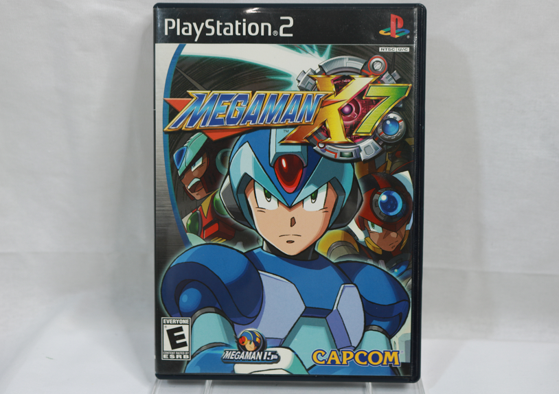 Mega Man X 7 for the PS2, I would easily say this was the