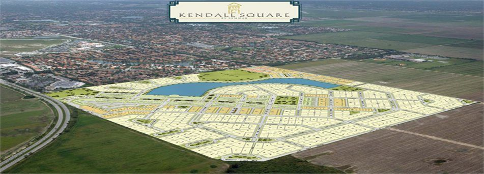 Kendall Square Master Planned Community Miami Florida Lennar