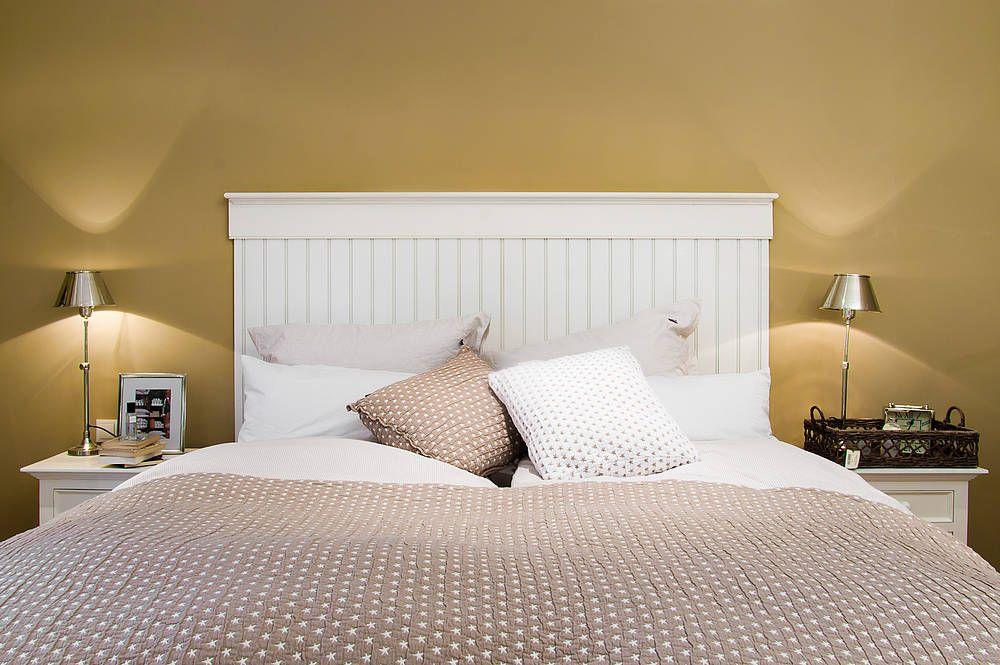 beadboard.de Wandverkleidung Wandpaneele Bett Holzpaneele ...