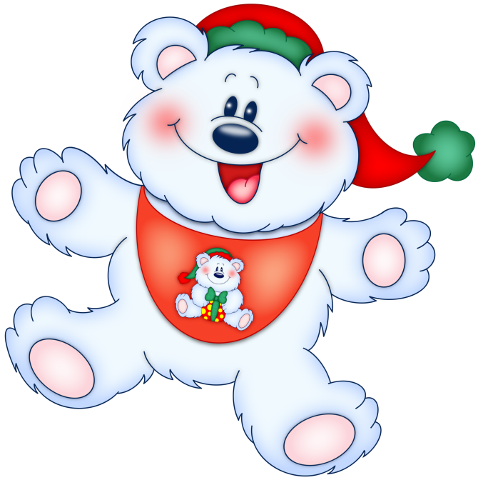 Новогодний клипарт с Дедом Морозом и Снегурочкой ...