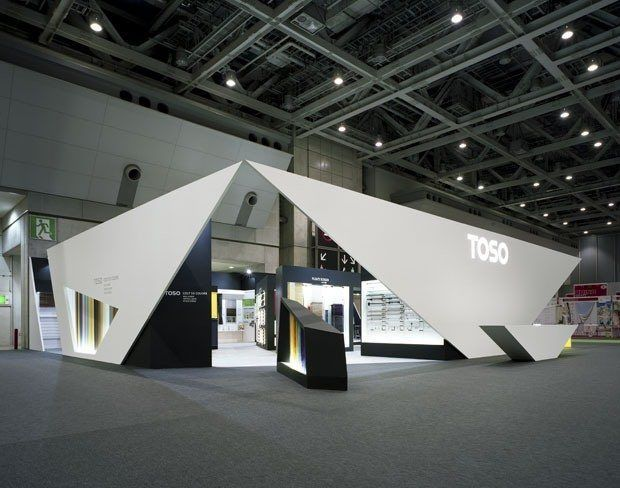 Exhibition Stall Mockup : Toso booth google search displays design ブース
