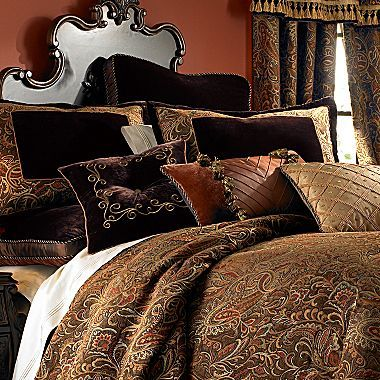 Chris Madden 174 Palme Chenille Comforter Set Amp More