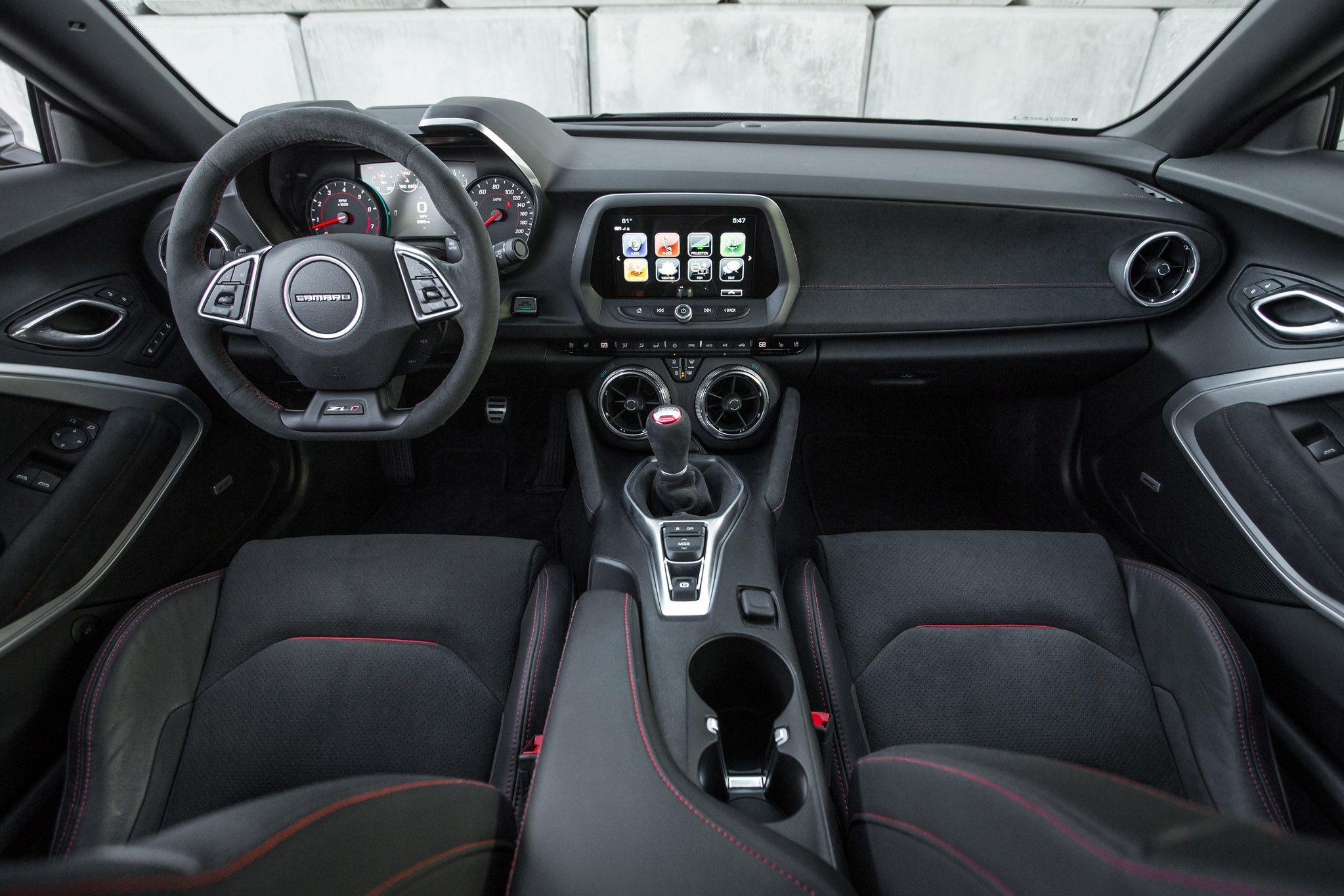 First Drive 2018 Chevrolet Camaro Zl1 1le Camaro Zl1 Chevrolet