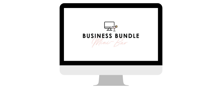 Business Bundle Mini Bar 11 Courses Worth Over 2000 Available Now For Only 97 Creative Business Owner Small Business Marketing Business Owner Organization
