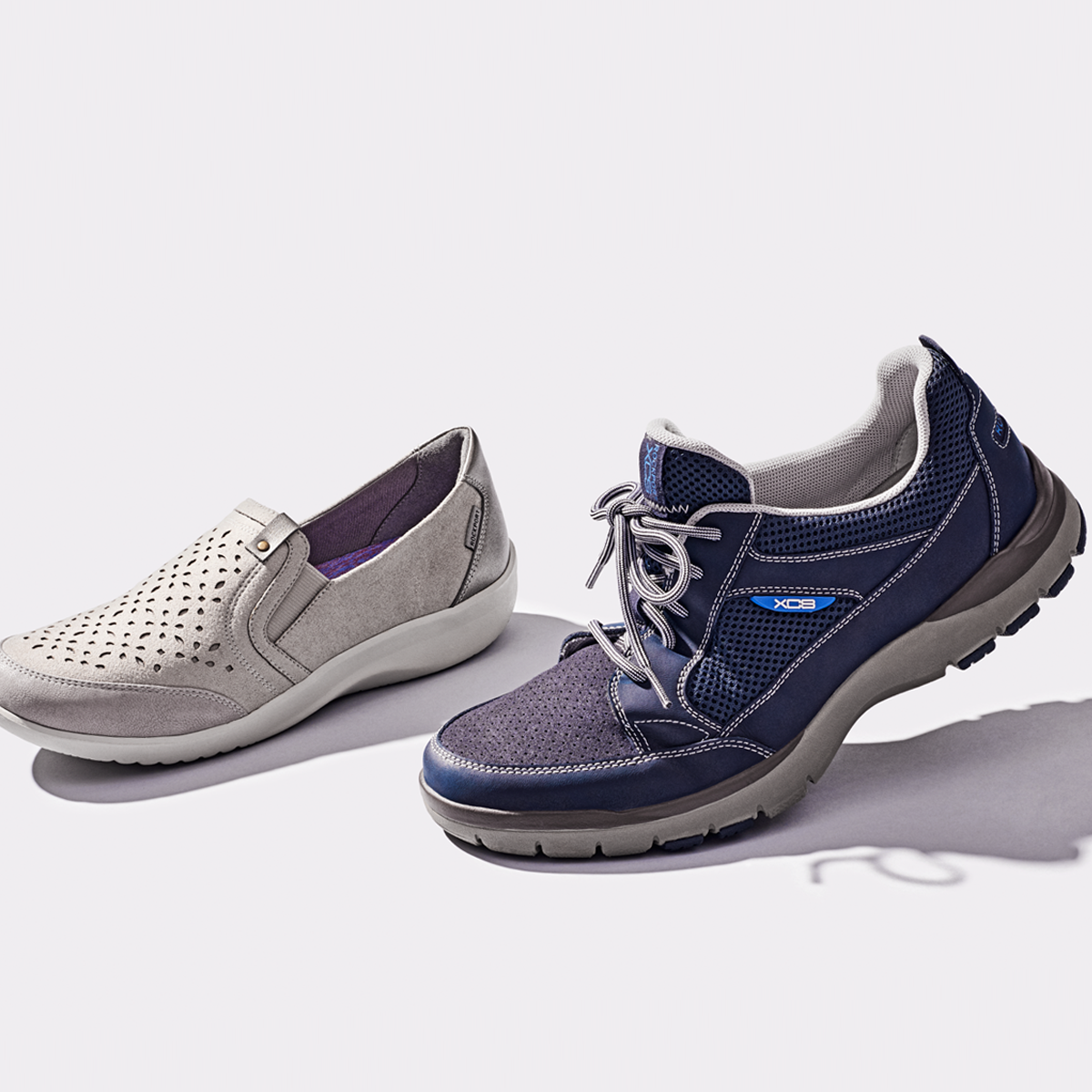Get a move on with active shoes