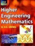 Higher Engineering Mathematics By B S Grewal 43rd Edition Rent Or Buy Used New At Lowest Prices Onli Mathematics Buying Books Online Second Hand Books Online