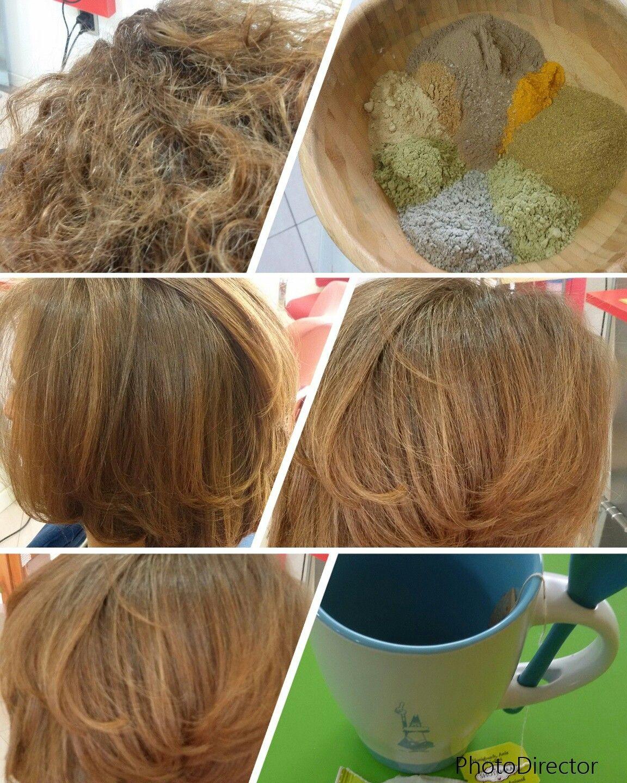 Colore naturalevegetale al capelli pinterest