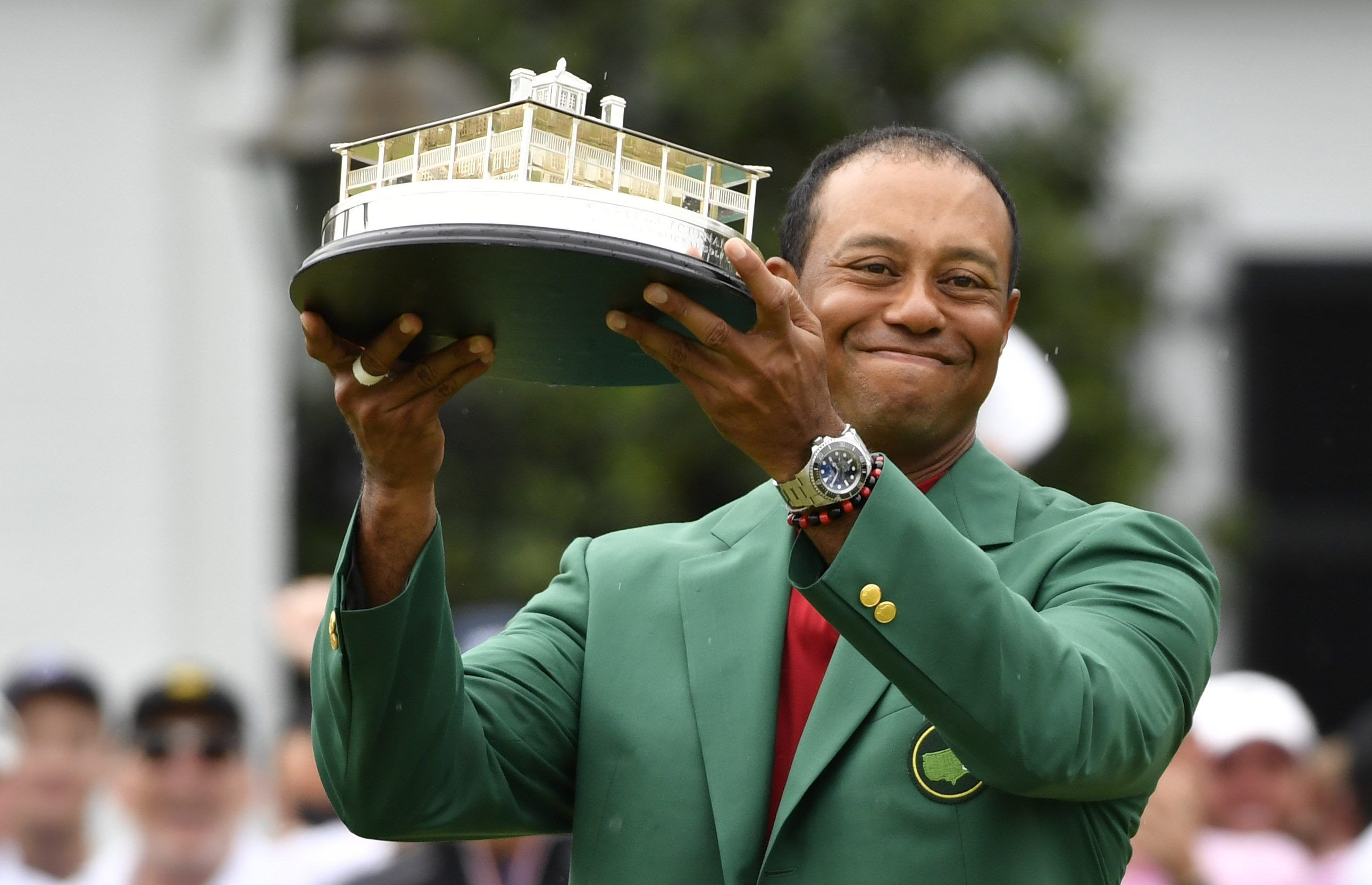 Opinion Tiger Woods' 2019 Masters victory eclipses his