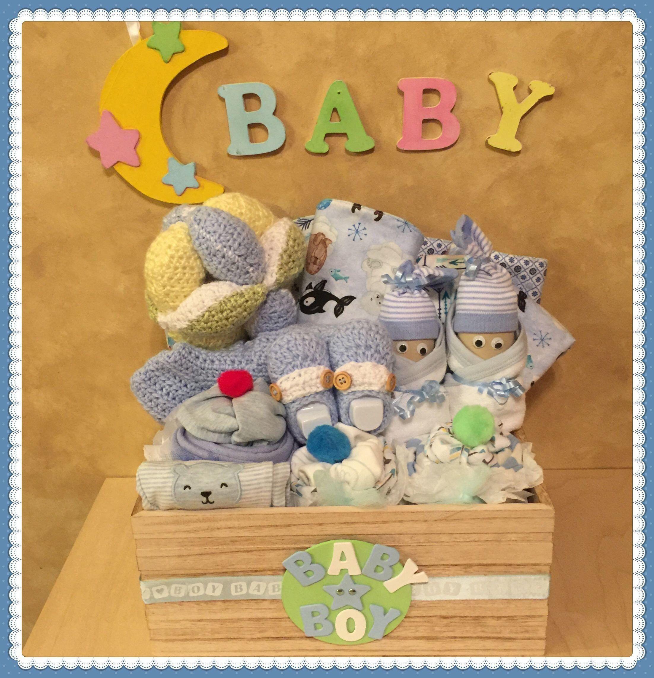 Baby boy gift basketnewborn baby gift basketcorporate baby