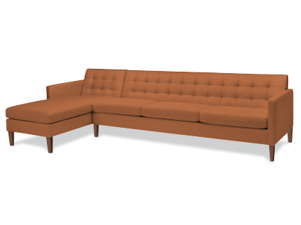 Surprising American Leather Ainsley Sectional With Chaises Alphanode Cool Chair Designs And Ideas Alphanodeonline