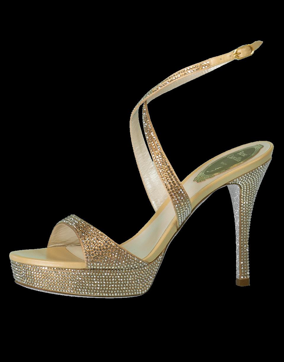 Krisabrita Embellished Sandal Embellished Sandals Sandals Strappy Stilettos