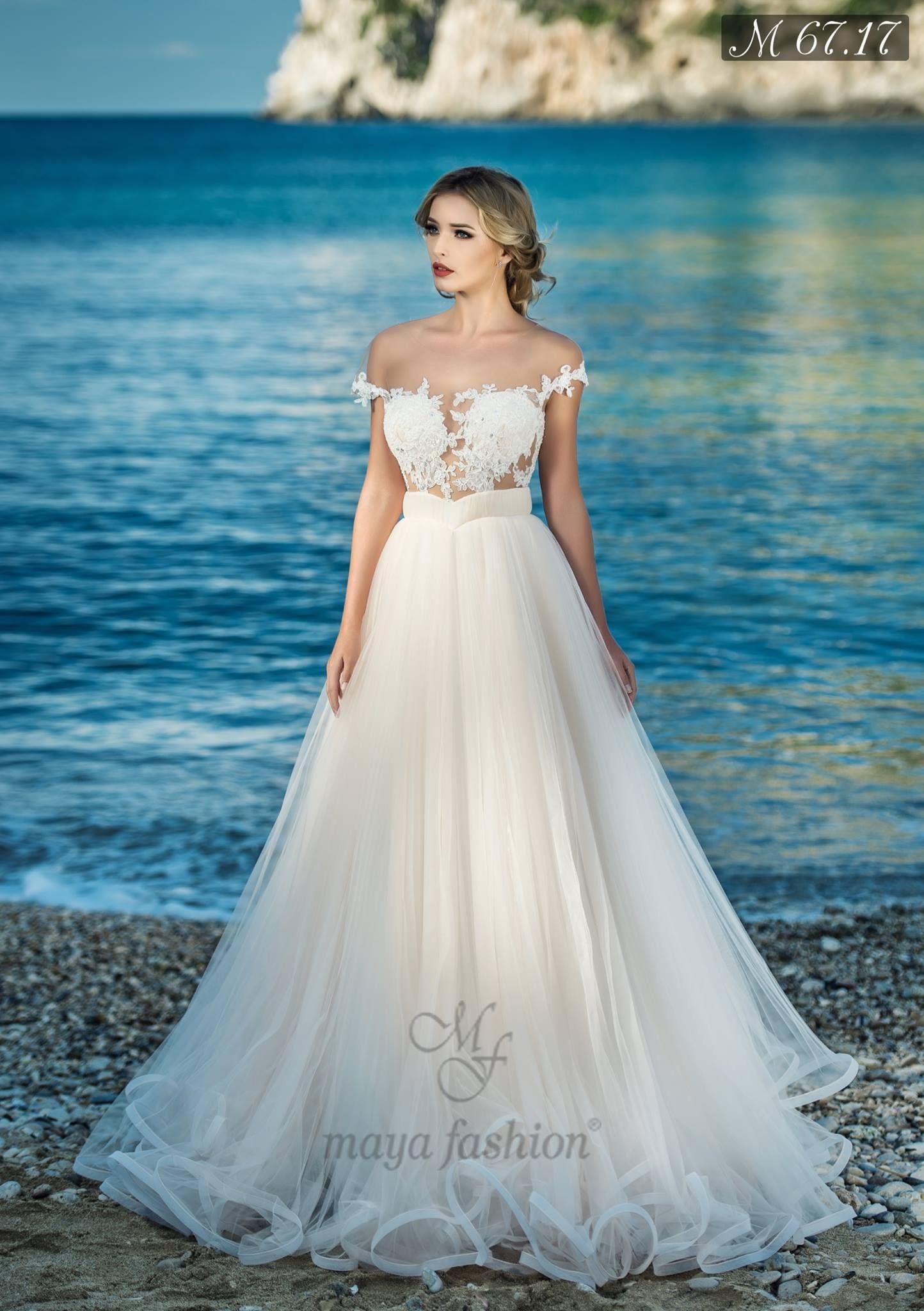 Pin by Breban Raluca on Maya fashion Cluj wedding dresses ...