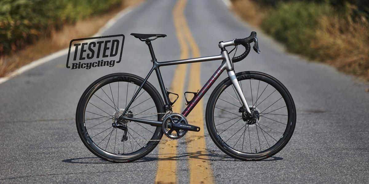 Argonaut Road Disc Review Best Custom Road Bikes