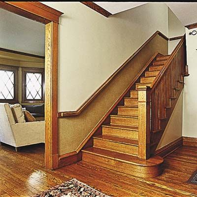 Thisoldhouse.com | Custom Millwork Will Last A Lifetime, And All Stairsu2014circular  And Spiral Stairs, Prebuilt Stairs And Attic Stairsu2014are Expected To Last A  ...