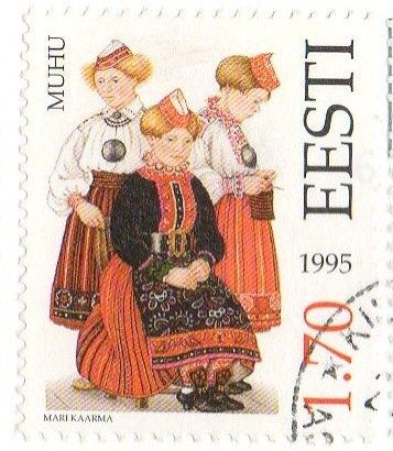 Estland 1995 - Muhu