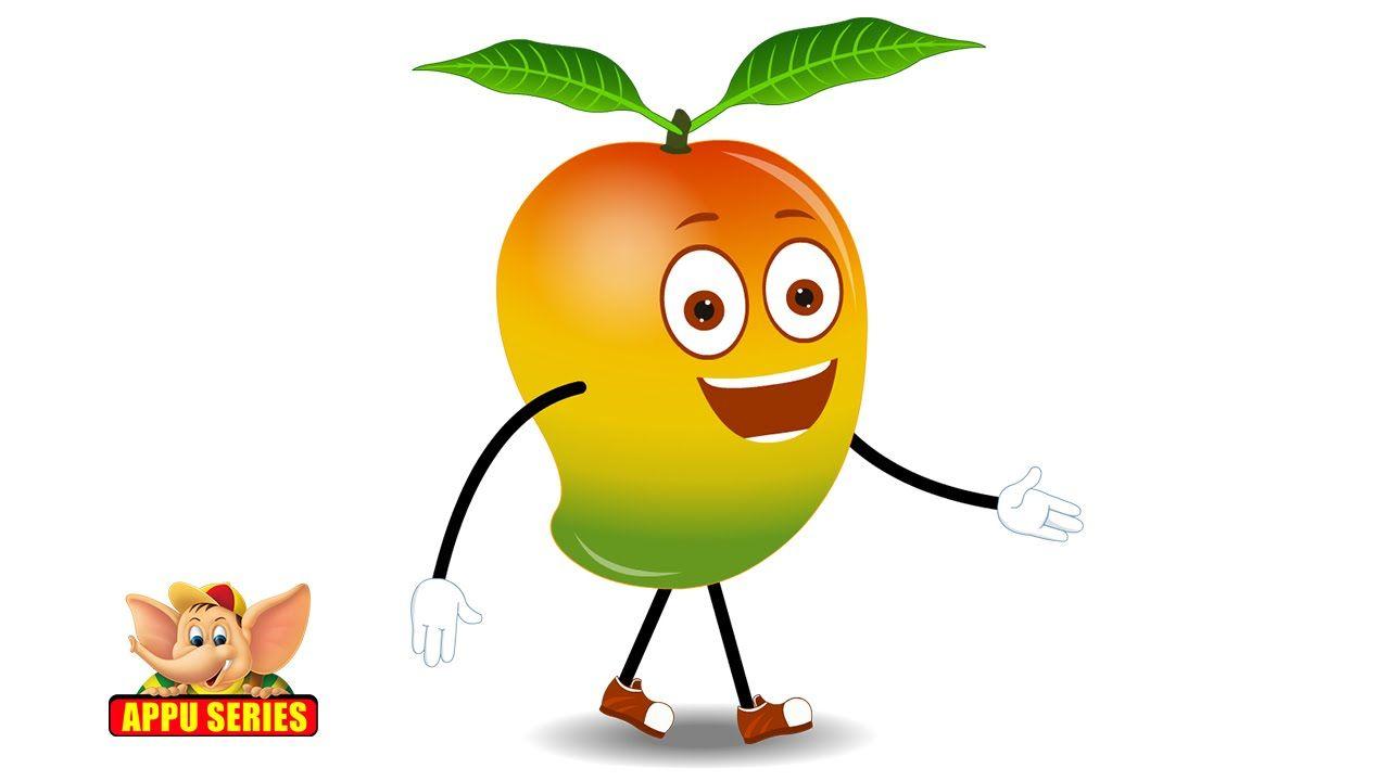 Mango Fruit Rhyme Mango Fruit Fruit Song Rhymes For Kids