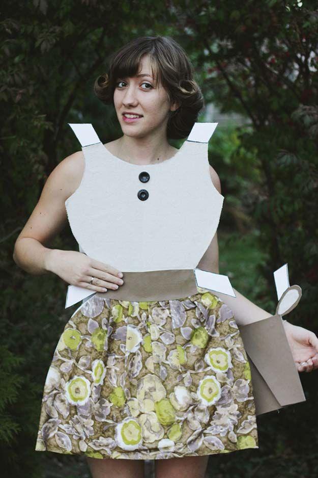 41 super creative diy halloween costumes for teens solutioingenieria Image collections