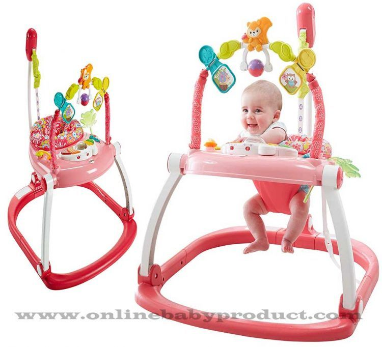 Fisher Price Spacesaver Jumperoo Review Baby Activity Center Jumperoo Infant Activities