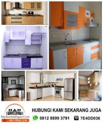Jasa Kitchen Set Jakarta Selatan Hub 0812 8899 3791 Bb Kitchen