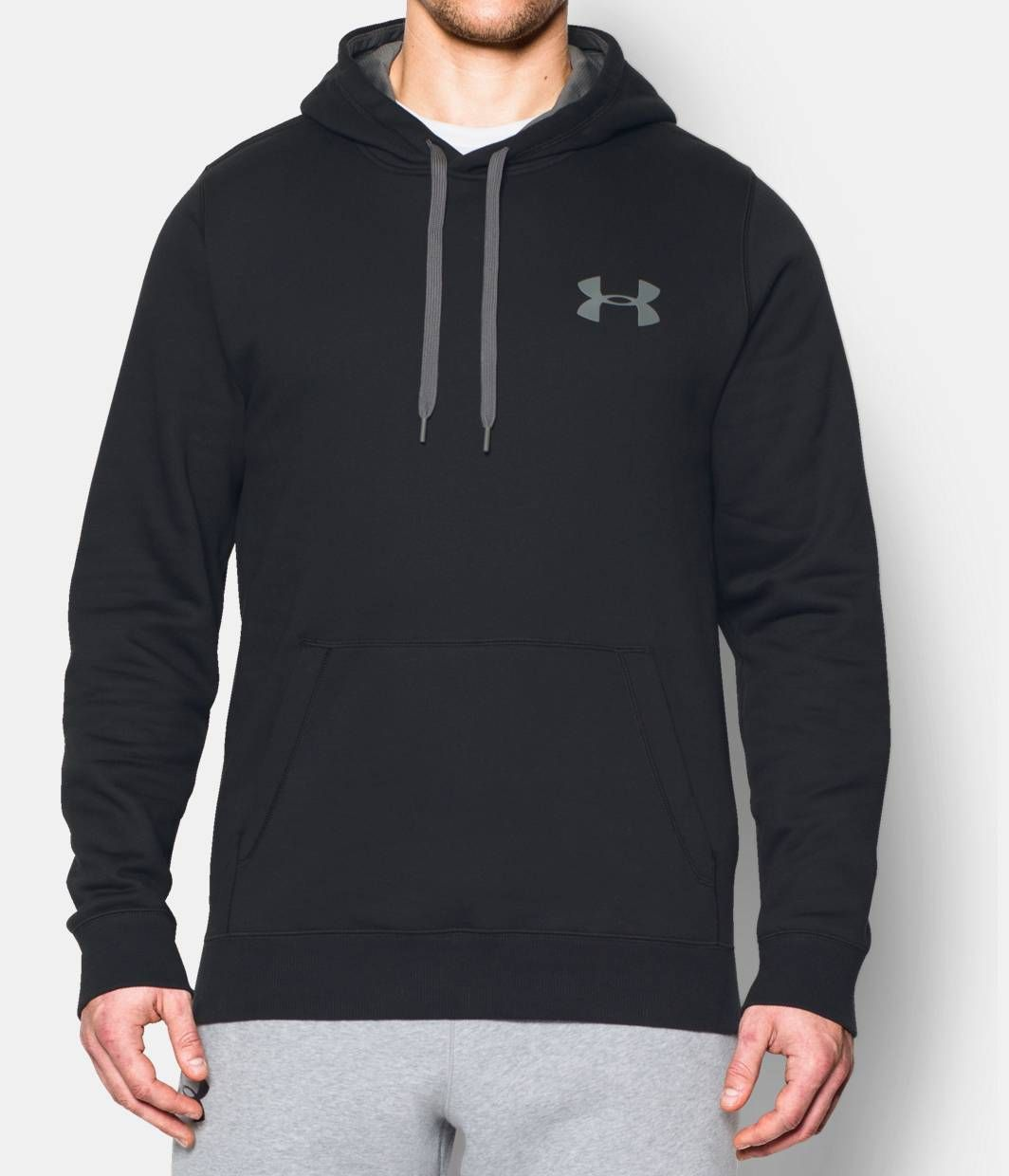 Men's UA Rival Fleece Hoodie | Under Armour US