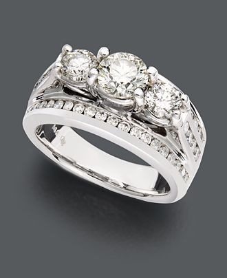 Ideas For Re Setting Wedding Ring Maybe For My 40th Wedding