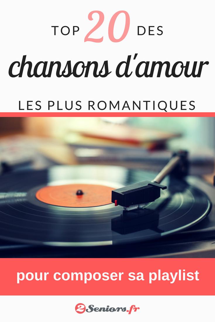 Le Top 20 Des Plus Belles Chansons Damour Amoursaint