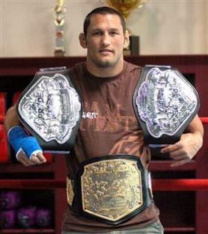 Dan Henderson Ufc Combat Sport Mma