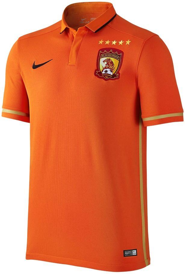 1d01537843c58 Nike divulga novas camisas do Guangzhou Evergrande - Show de Camisas ...