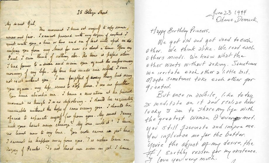 These Are The  Greatest Love Letters Of All Time  Relationships