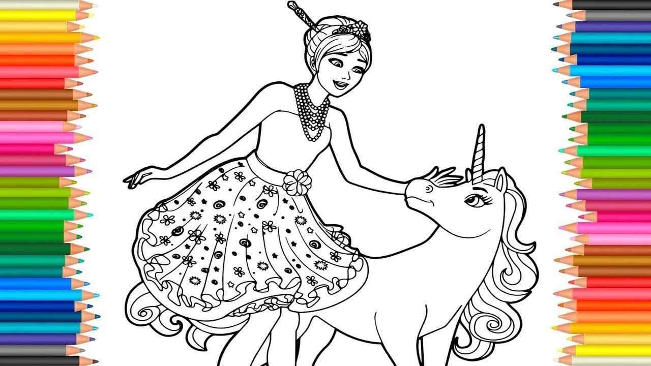 Unicorn Coloring Pages Free Download Unicorn Coloring Pages Princess Coloring Pages Coloring Pages