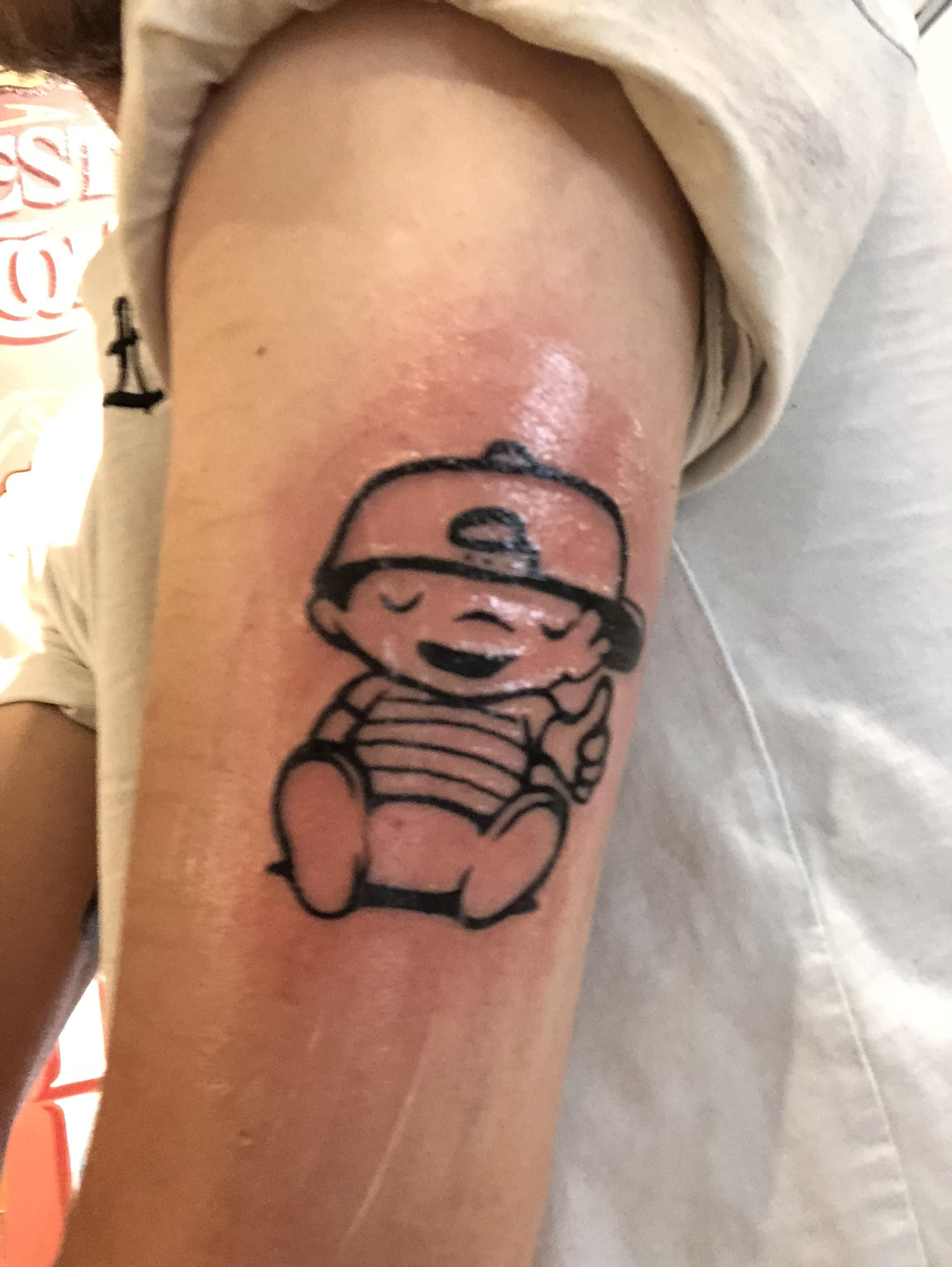 Mac Miller Tribute Tattoo: Mac Miller Tribute - Chicago (With Images)