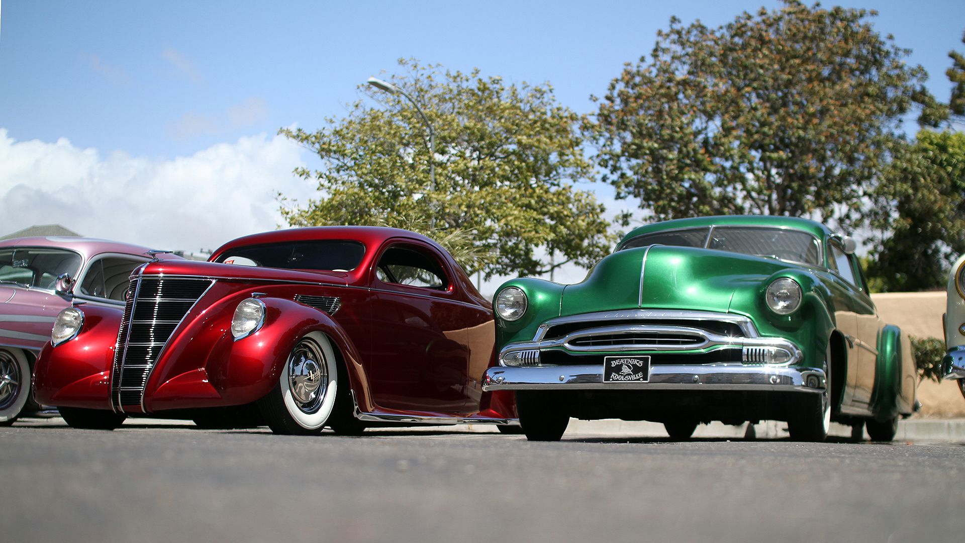 Vintage Classics Car | Classic Vintage Cars Wallpaper | HD Car Wallpapers
