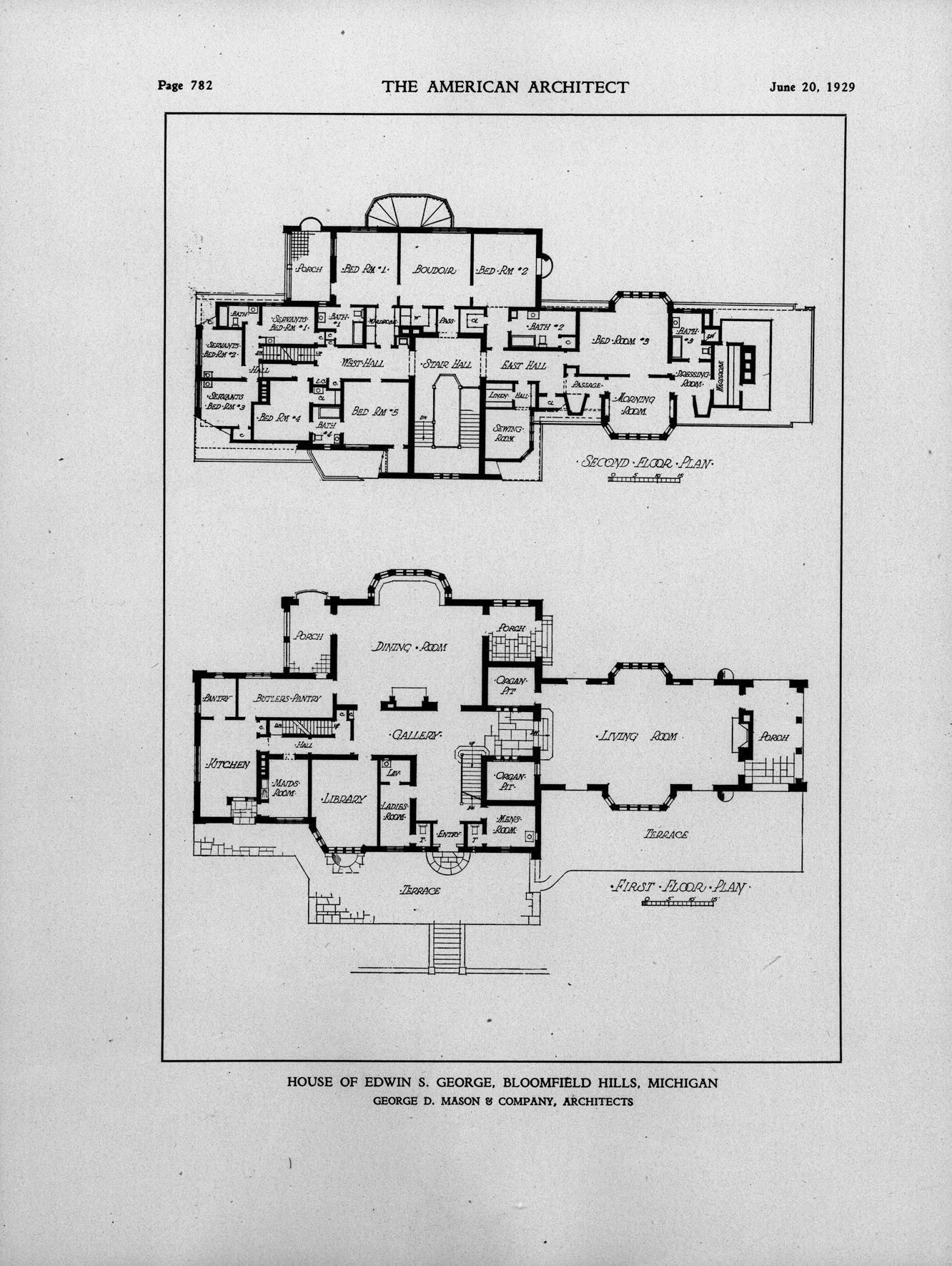 Pin By Todd Carney On Gilded Age Homes Vintage House Plans Mansion Plans House Floor Plans
