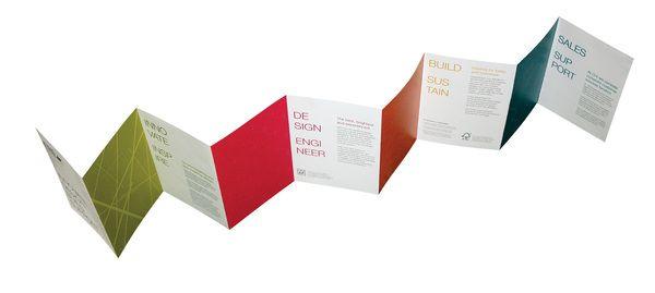 IDEA #2 Accordion fold CHi Accordion Fold Brochure by Aaron - accordion fold brochure