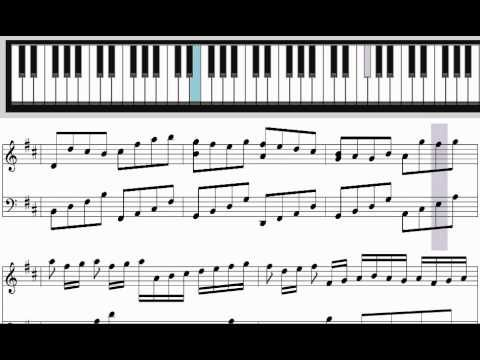 Learn Pachelbel S Canon In D Major For Piano Tutorial Youtube