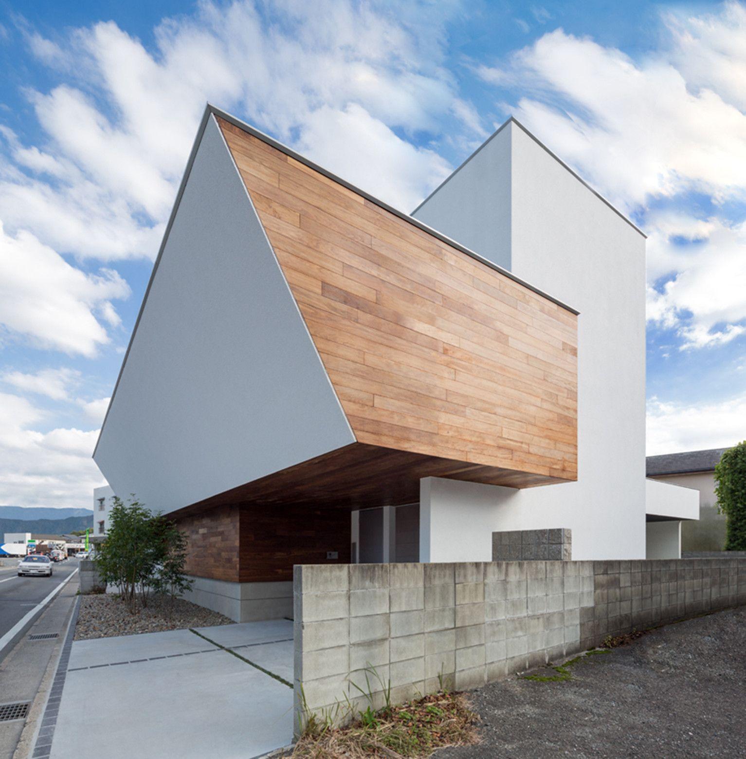 Gallery Of A2 House Masahiko Sato 1 Architect House Facade