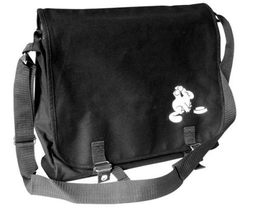 Simon´s Cat Olkalaukku, musta - PetNetstore 38,90€