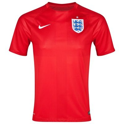 0f46ececd702c Nike England Away Shirt 2014 - Kids Red 588073-600 England Away Shirt 2014 -