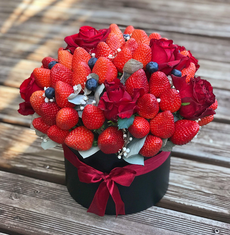 Moderne Super idée cadeau: bouquet de fraises en 2020 | Bouquet de fruits YW-51