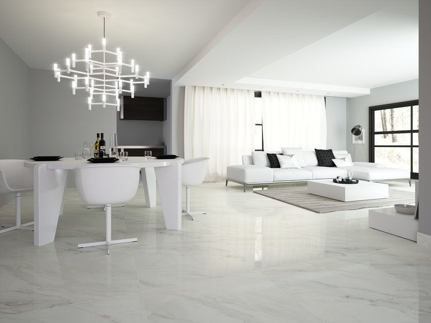 Carrelage Sol Et Mur Blanc Effet Marbre Rimini L 60 X L 60 Cm Cerim Inspired 39 Carrelage Interieur Carrelage Imitation Marbre Et Carrelage Sol
