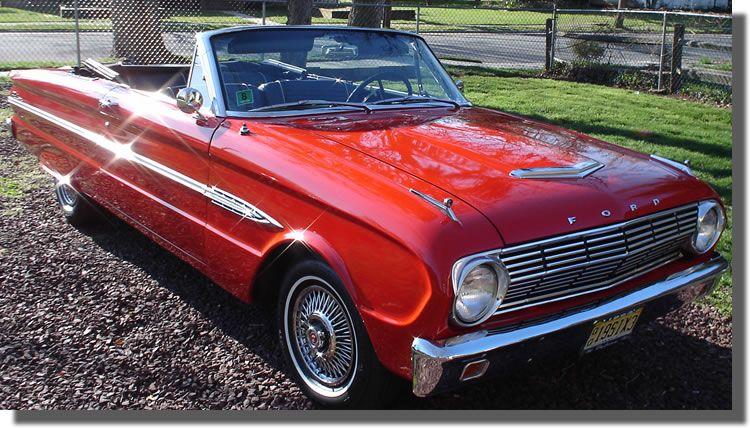 1967 ford falcon convertible