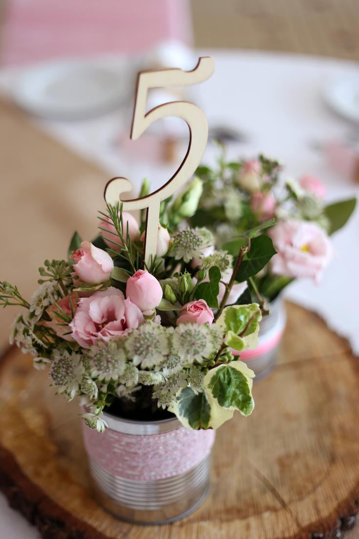 15 Idees De Centres De Table Avec Fleurs Centre De Table Fleurs
