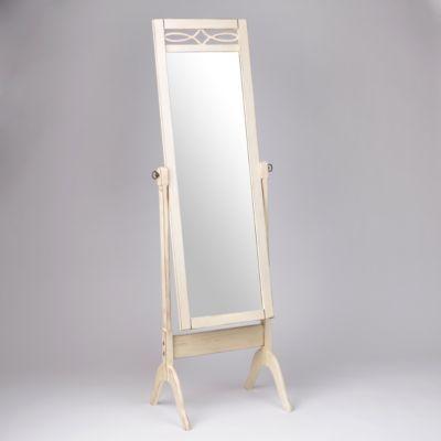 Antique White Cheval Floor Mirror Www Kirklands Pinitpretty