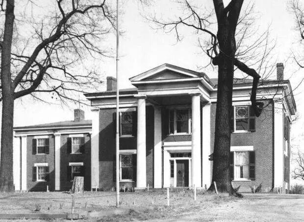 Buena Vista Mansion In Jackson Park Roanoke Va 1752 Origins Roanoke River Roanoke Virginia Roanoke Va