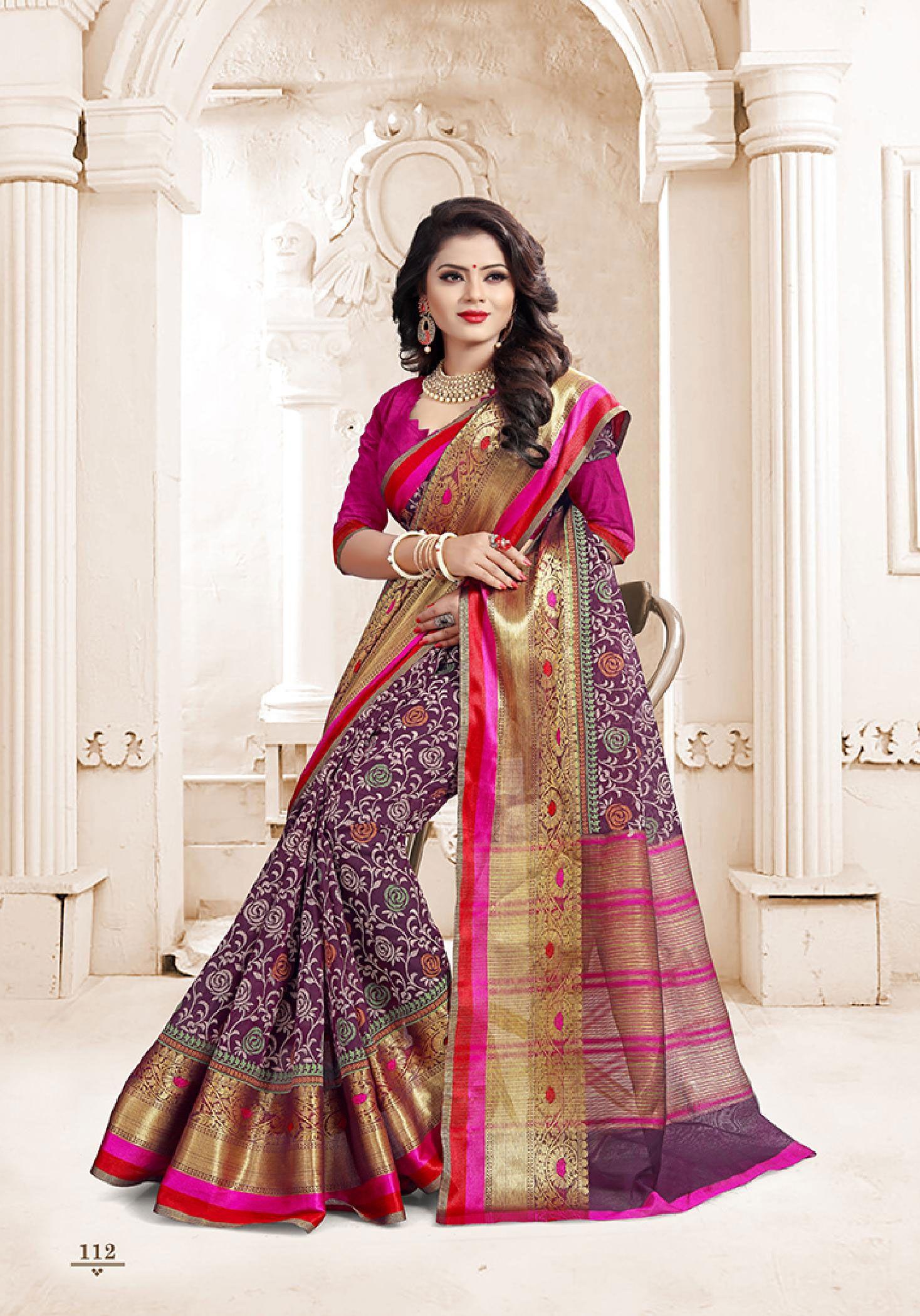 cbca688382 Buy Sethnic Wholesale pure Cotton printed saree catalog | Things to ...