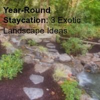 Year-Round Staycation: 3 Exotic Landscape Ideas| Owning the Fence from ERA Real Estate (http://www.owningthefence.com/year-round-staycation-3-exotic-landscape-ideas/#.Ux3Vkz9dXms)