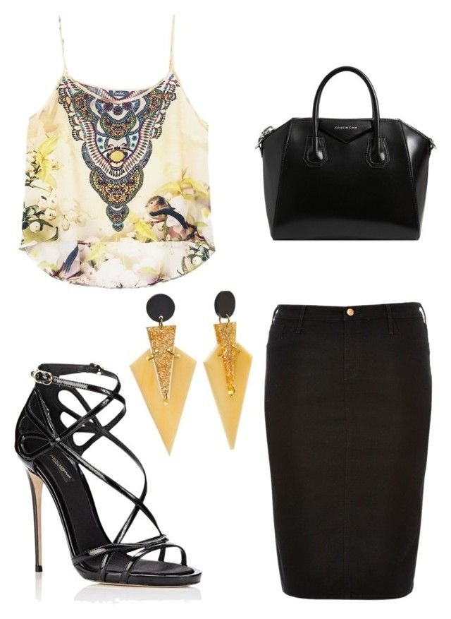 """""""Untitled #67"""" by melziggy-mb on Polyvore featuring River Island, Dolce&Gabbana and Givenchy"""