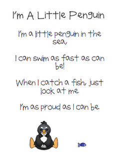 Penguins Poems 3